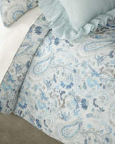 Pine Cone Hill Ines Linen Twin Duvet Cover
