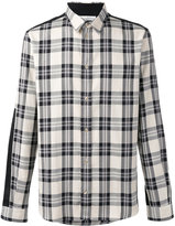 Golden Goose Deluxe Brand plaid shirt