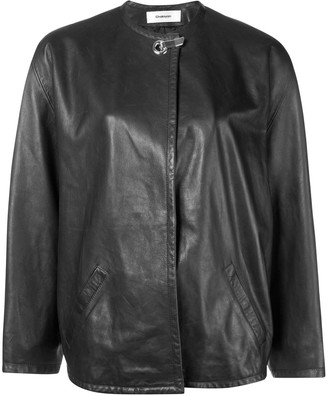 Chalayan Concealed Front Jacket