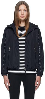 Moncler Navy Ecarlate Jacket