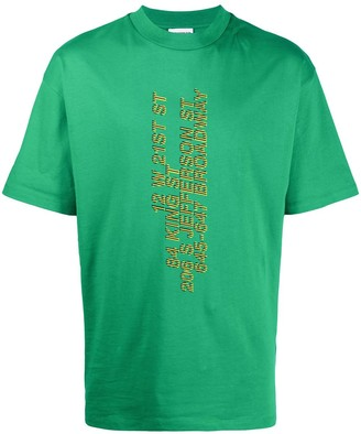 Honey Fucking Dijon graphic print T-shirt