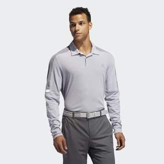 adidas Sport Long Sleeve Polo Shirt