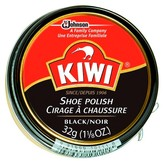 Kiwi Shoe Polishes and Balms Small Polish Paste Tin