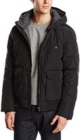 Tommy Hilfiger Men's Damian Down Bomber Long Sleeve Coat,X-Large