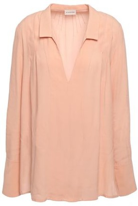 By Malene Birger Crepe De Chine Blouse