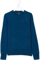 Ralph Lauren teen round neck sweater