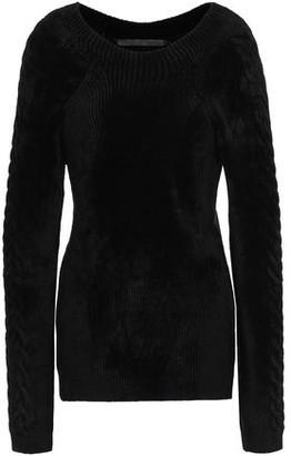 Haider Ackermann Chenille Sweater