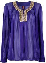 Dondup silk tunic