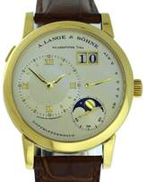 A. Lange & Söhne Lange 1 18K Yellow Gold 38mm Mens Watch