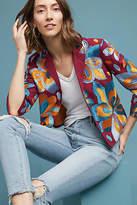 ett:twa Woodstock Embroidered Jacket