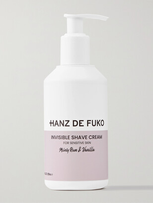 Hanz De Fuko - Invisible Shave Cream, 237ml - Men