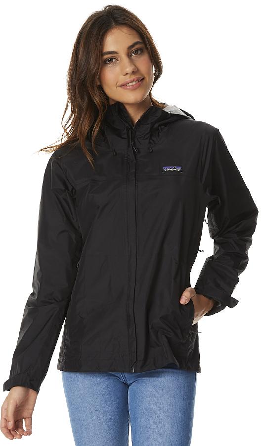 Patagonia Womens Torrentshell Jacket Black