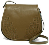 Foley + Corinna Stevie Leather Saddle Bag