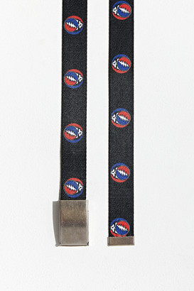Buckle-Down Grateful Dead Logo Belt