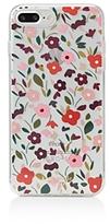 Kate Spade Jeweled Boho Floral iPhone 7 Plus/8 Plus Case