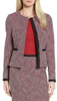 BOSS Women's Kabira Tweed Suit Jacket