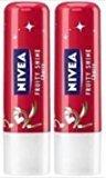 Nivea Lip Care CherryKiss 4.8 gm - 2 pk