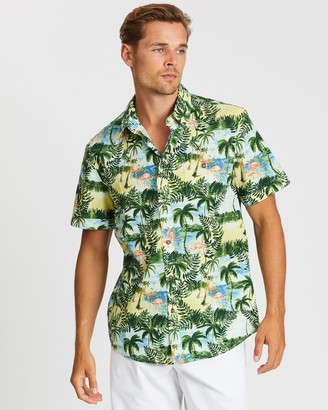 Sportscraft Short Sleeve Harold Shirt