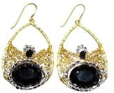 Ananda Intricate Crystal Earring