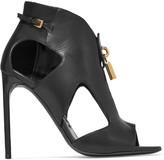 Tom Ford Cutout leather sandals