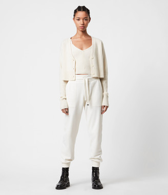 AllSaints Lucia Cuffed Relaxed Sweatpants