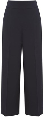 Oasis Crop Wide Leg Trouser