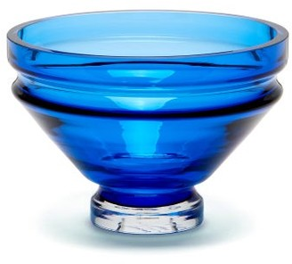 Raawii - Relae Small Glass Bowl - Blue