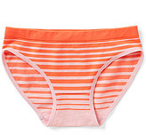 Copper Key Big Girls 7-16 Striped Seamless Panties