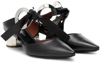 Proenza Schouler Leather mules