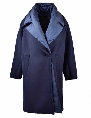 Max Mara Atelier Navy Wool Coats