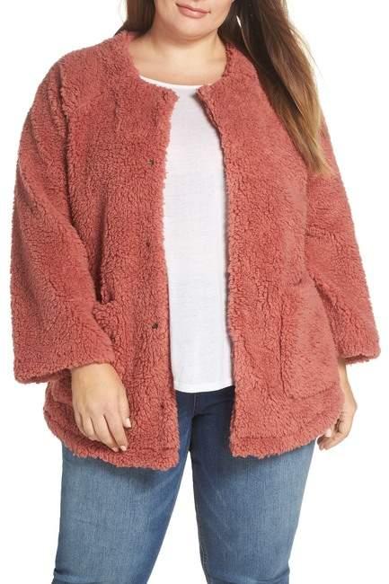 4c613d8af3e Plus Size Fleece Jackets - ShopStyle