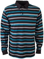 Pierre Cardin Mens New Season Long Sleeve Thin Striped Rugby Top