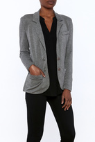 Tart Collections Grey Essential Blazer