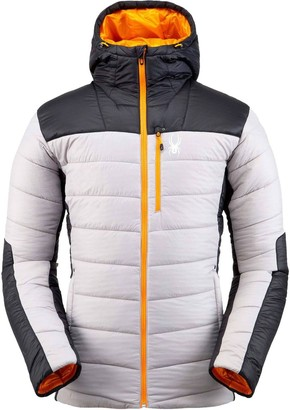 Spyder Glissade Hooded Insulated Jacket - Men's