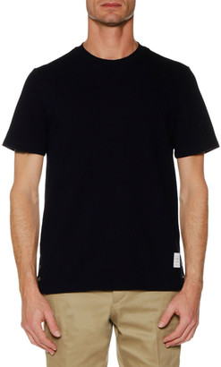 Thom Browne Short-Sleeve Pique T-Shirt