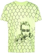 Off-White Off White broken fence print t-shirt
