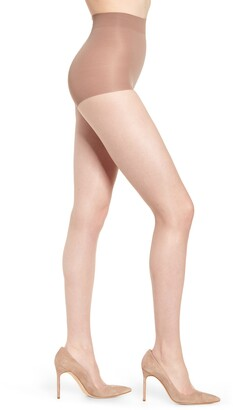 Natori Exceptionally Sheer 2-Pack Control Top Pantyhose