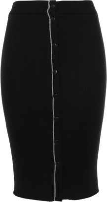 Alexander Wang Knee Length Skirts