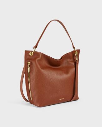 Ted Baker CHHLOEE Soft leather hobo bag