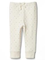Gap Rainbow dot bow pants