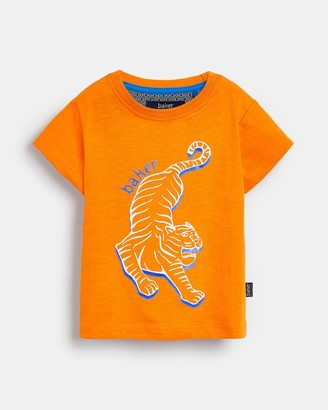 Ted Baker Tiger Printed T-shirt