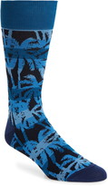 Bugatchi Multi Stripe Socks