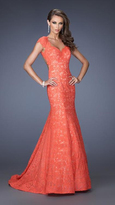 La Femme Prom Dress 20117