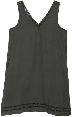 Susina V-Neck Sleeveless Shift Dress (Regular & Petite)