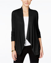 INC International Concepts Petite Open-Front Cardigan, Only at Macy's