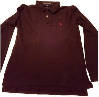 Polo Ralph Lauren Brown Cotton Knitwear for Women