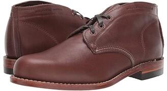Wolverine Heritage 1000 Mile Original Chukka (Brown) Men's Shoes