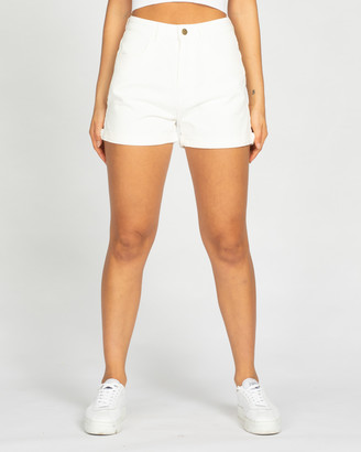 Rusty Women's High-Waisted - Ipanema Short - Size One Size, 10 at The Iconic