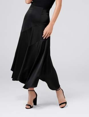 Ever New Bella Bias Scarf Skirt