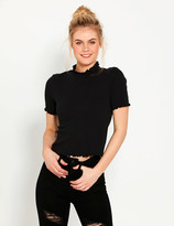 Dotti Dazed And Confused Crop Tee